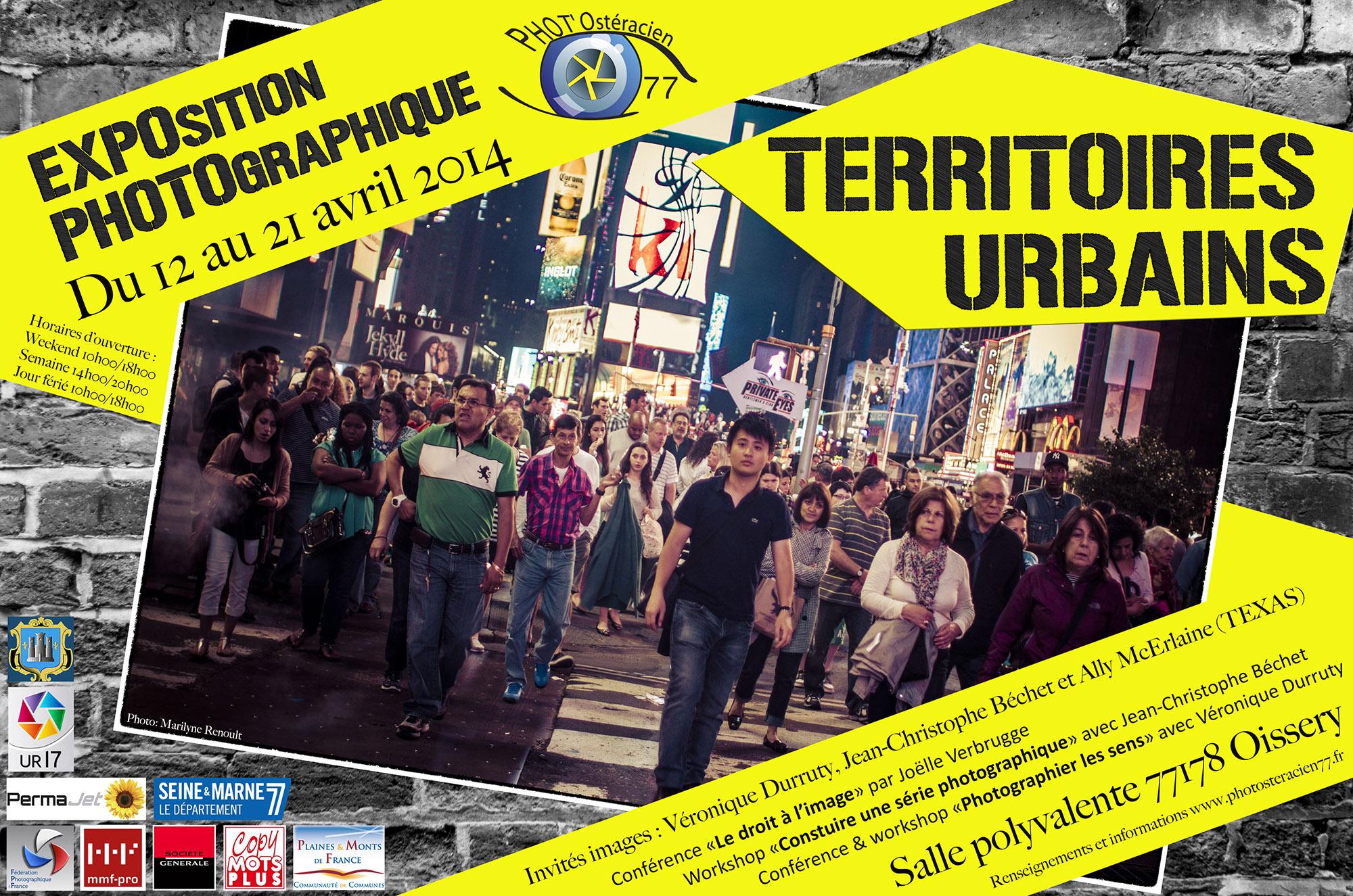 Territoires urbains 2014