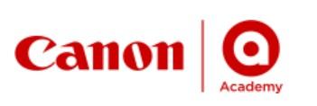 Canon Academy Logo